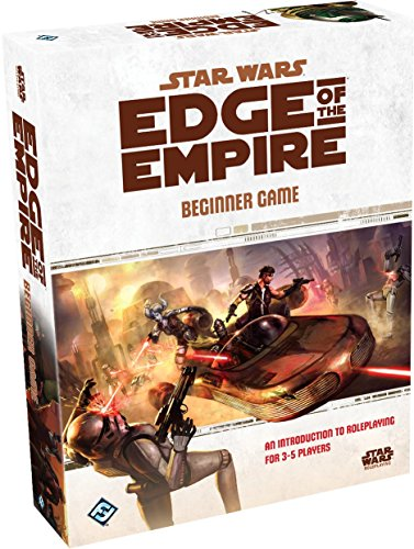 Star Wars: Edge of the Empire - Beginner Game (Star Wars Edge Of The Empire Dice)