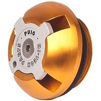 Puig 6156O Tapón Aceite Carter Hi-Tech, Color Oro