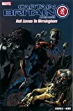 Captain Britain and MI13: Hell Comes to Birmingham (Panini UK Ltd Marvel)