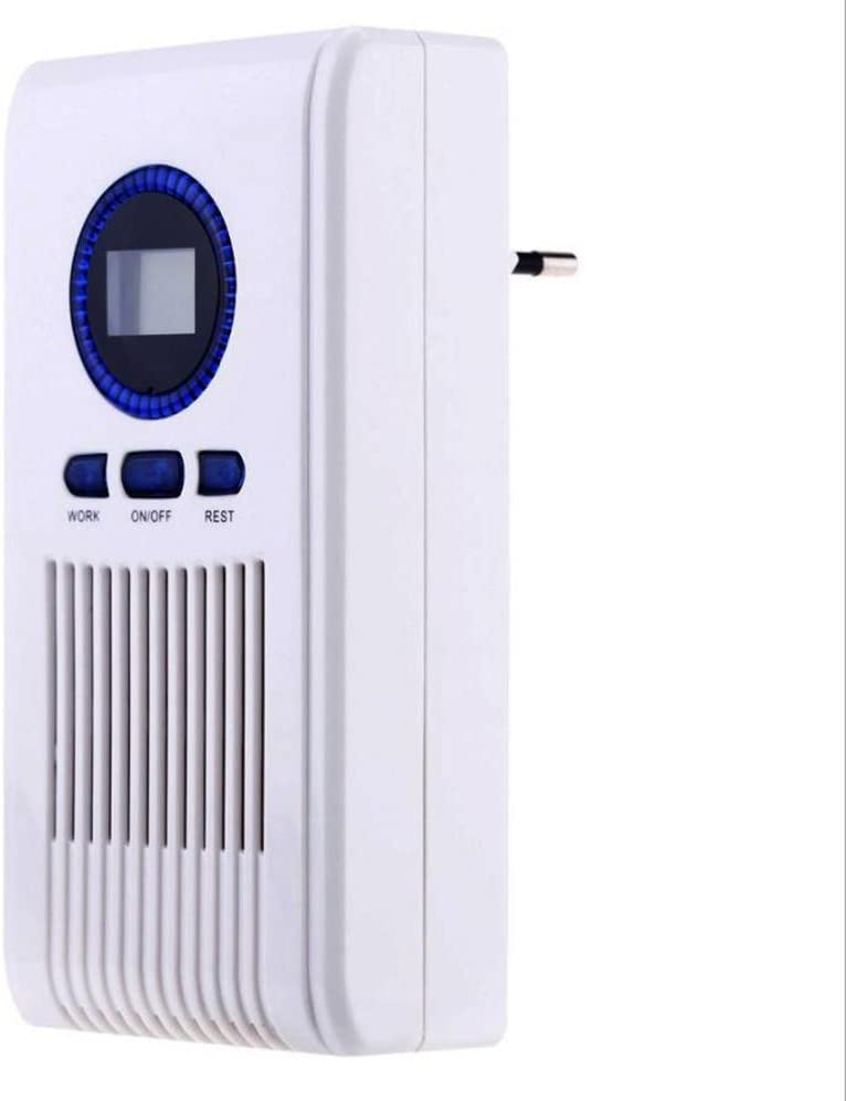 XF&CR Generador de ozono Purificador de aire Baño Desinfectante ...