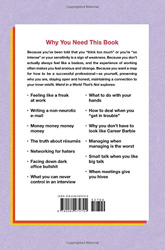 Weird In A World Thatu0027s Not: A Career Guide For Misfits, F*ckups, And  Failures: Jennifer Romolini: 9780062472724: Amazon.com: Books