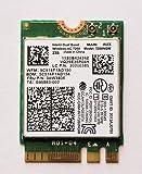 Thinkpad/Lenovo 純正品 Intel Wi-Fi AC 7260 最大リング867 Mbps+ Bluetooth 4.0 無線LANカード T431S T440 T440P T440S T540P X240 X240S W540 L440 L540 X1C E431 EnlargeCorp