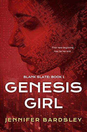 - Genesis Girl (Blank Slate Book 1)