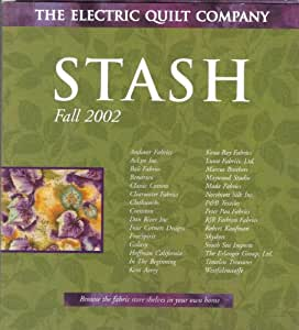 Amazon Com Stash Fall 2002 Fabric Swatches From The