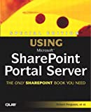 Using Microsoft Sharepoint Portal Server 2001, Robert Ferguson, 0789725703