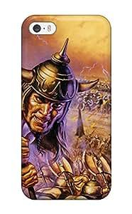 Rolando Sawyer Johnson's Shop Hot 2709476K28872981 Iphone 5/5s Hybrid Tpu Case Cover Silicon Bumper Warrior