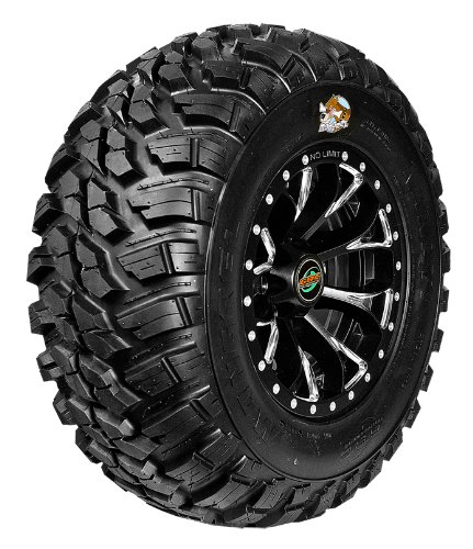 GBC Kanati Mongrel ATV Radial Tire - 30/10R15 60D GBC Motorsports
