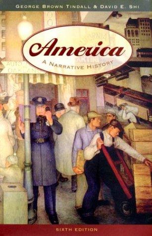 America: A Narrative History (Vol 1)