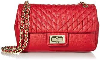 Karl Lagerfeld Paris Agyness Lamb Shoulder Bag