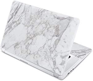 "Mightyskins Skin Compatible with Acer Chromebook 15 15.6"" (2017) - Frost Marble 
