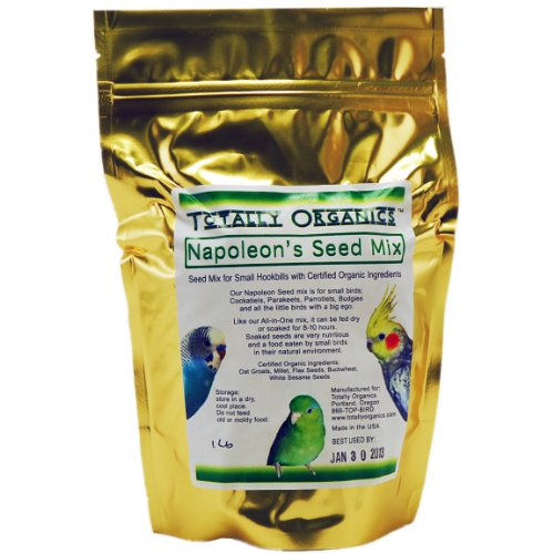 Napoleon's Seed Mix 5 Lb, My Pet Supplies