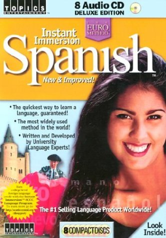 Instant Immersion Spanish  English And Spanish Edition