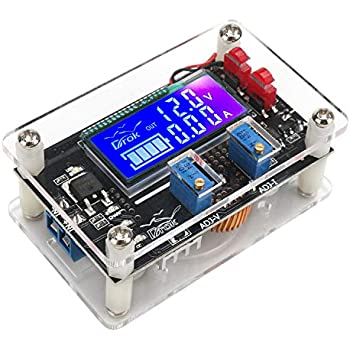 Step-down Module Lcd Digital Dc-dc Adjustable Step-down Module Diy Kit Voltage/current Voltmeter Ammeter Peak Current 5a 2019 New Fashion Style Online Electronic Components & Supplies