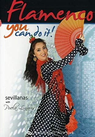 e959a7a3b Amazon.com  Flamenco  You Can Do It! - Sevillanas