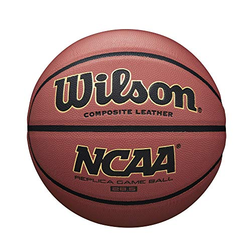 (Wilson NCAA Replica Game Basketball (28.5-Inch))