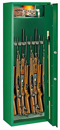 Rottner caja fuerte armario para armas Selekt 8 S1 siguiente EN14450 con compartimento interno, 8 armas soporte, doble cerradura: Amazon.es: Bricolaje y ...