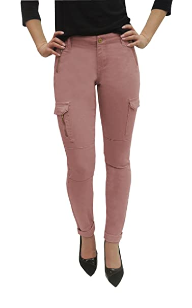 Amazon.com: pranx P26 para mujer Elite Jeans Skinny ...