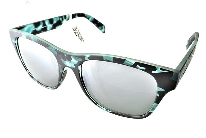Gafas de sol Italia Independent 901 Verde Cuadrado: Amazon ...