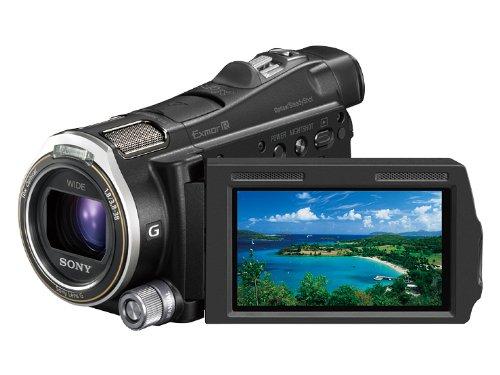 ソニー SONY デジタルHDビデオカメラレコーダー CX700V ブラック HDR-CX700V/B