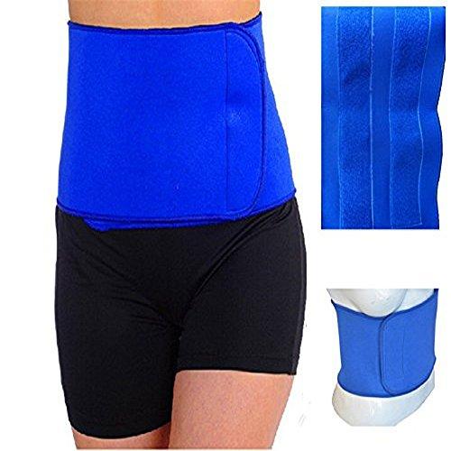 Pro-Coore Sauna Belt Waist Trimmer. Adjustable Sweat Fat Cellulite Burner Waist Slimming Belt