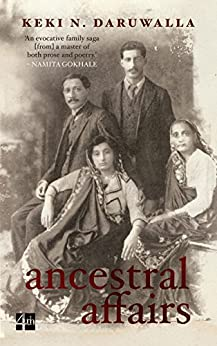 Ancestral Affairs by [Daruwalla, Keki N.]