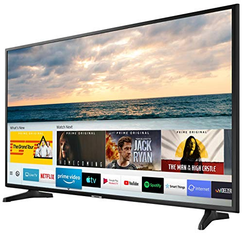 Samsung 109 cm (43 Inches) UA43NU7090KXXL 4K UHD LED Smart TV (Black)