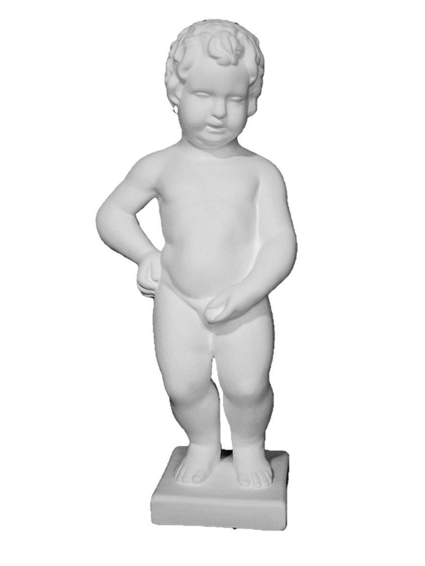 石膏像 N-046 小便小僧 H.60cm B008I2LFBU