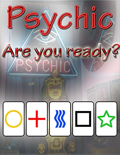 Psychic: A Test of Extrasensory Perception (ESP) Using Zener (Esp Test)