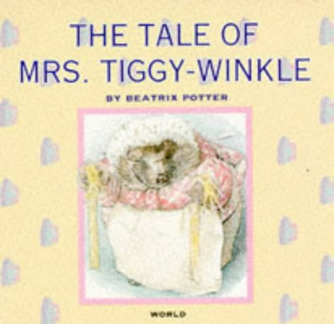 Book cover for The Tale of Mrs. Tiggy-Winkle