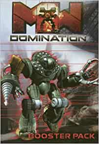 Mechwarrior domination booster