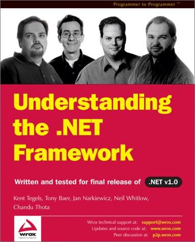 Understanding the .NET Framework
