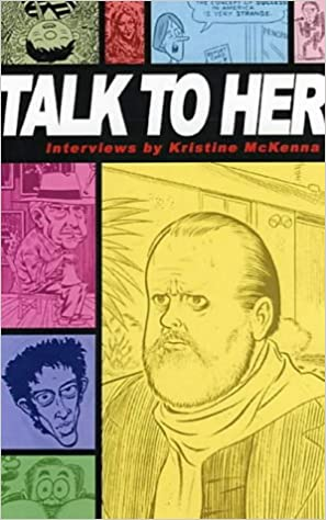 talk to her interviews fantagraphics