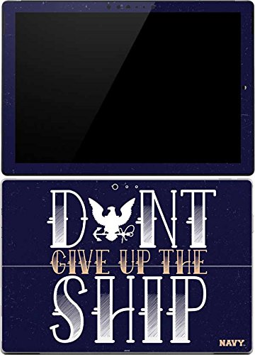 (US Navy Surface Pro 4 Skin - Dont Give Up The Ship Vinyl Decal Skin For Your Surface Pro 4)