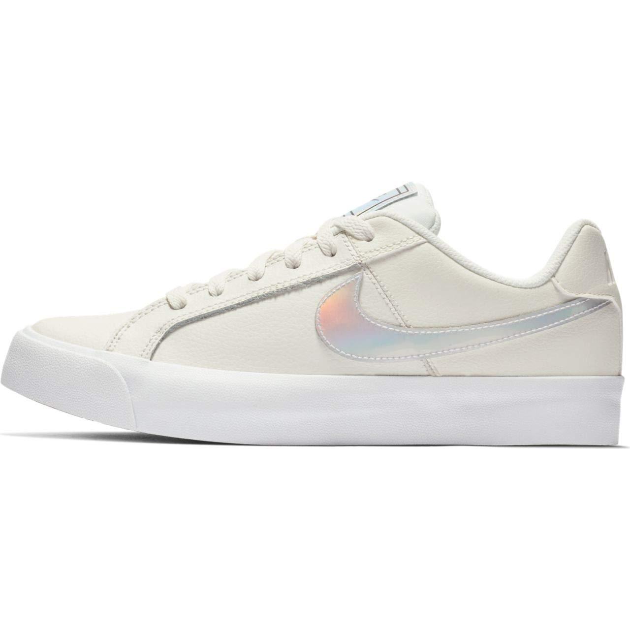 Blanc (104) (104) (104) Nike WMNS Court Royale AC, Chaussures de Tennis Femme d77