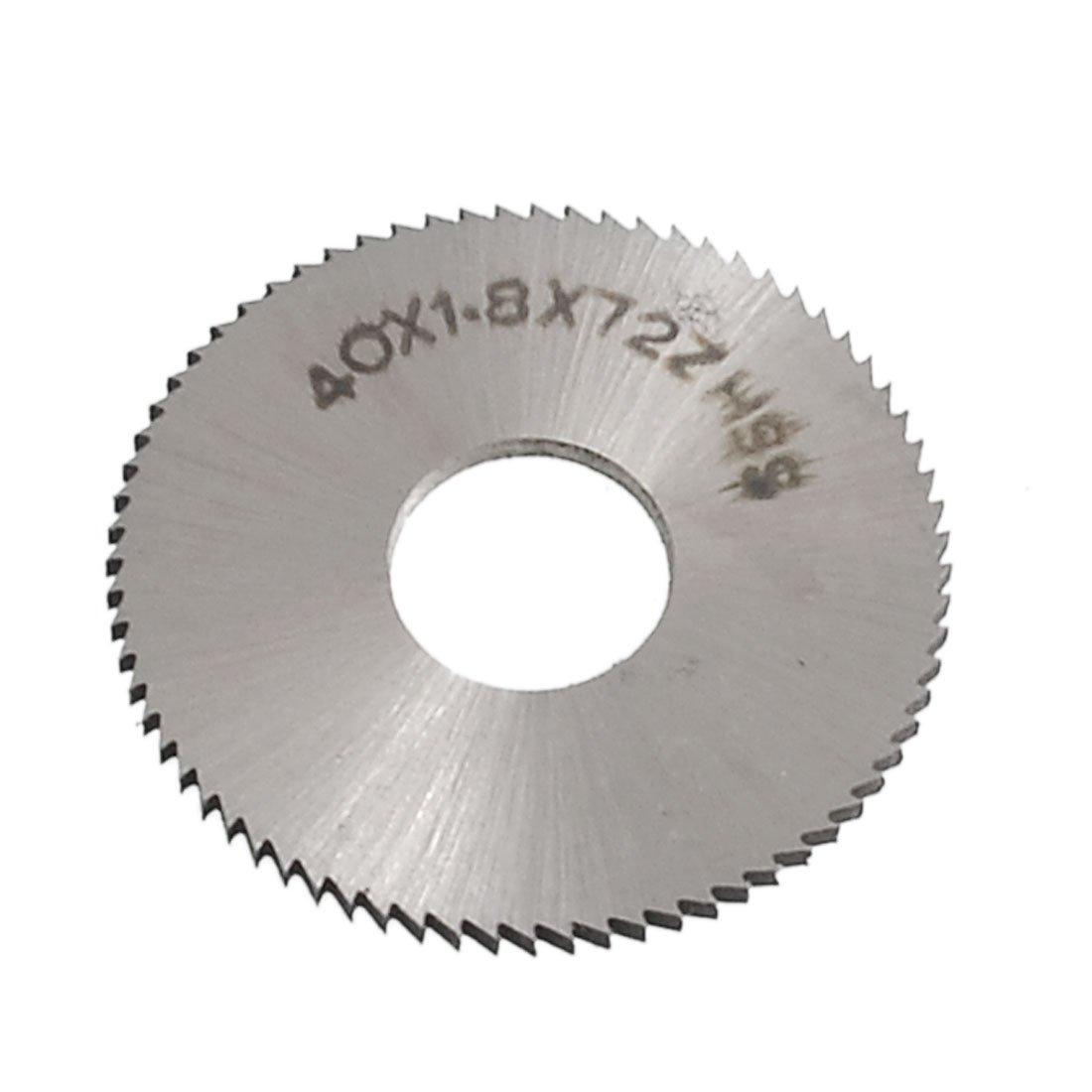 Aexit Cesoia per sega circolare HSS 72T da 40 mm x 1,8 mm x 13 mm ID 444107