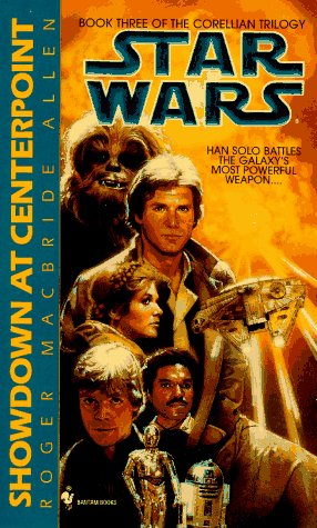 Star Wars: Showdown at Centerpoint - Book  of the Star Wars Legends