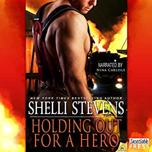 Holding Out for a Hero: Books 1, 2, and 3 Audiobook