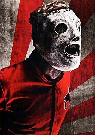 Desconocido Corey Taylor Slipknot Póster Foto Stone Sour Gray ...