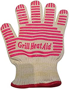 Pot Holders Single Gloves (Hot Pink, Small Size)