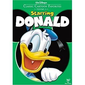 Classic Cartoon Favorites, Vol. 2 - Starring Donald (2005)
