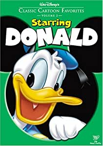 Classic Cartoon Favorites, Vol. 2 - Starring Donald