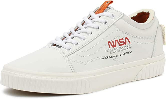 Vans Space Voyager-True White Old Skool