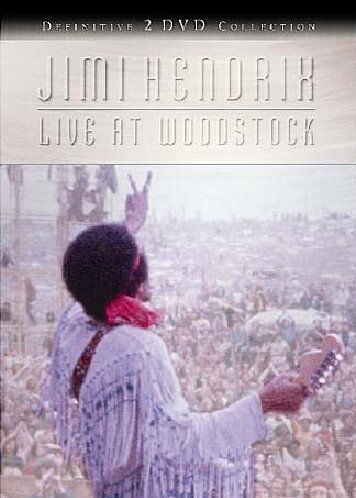 Jimi Hendrix - Live at Woodstock (Harvest Music Festival)