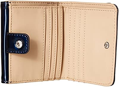 GUESS Kamryn Patent Card & Coin Purse Wallet