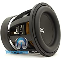 RE Audio XX12D4 12-Inch Composite Cone with Dual 4 Ohm Performance Woofer