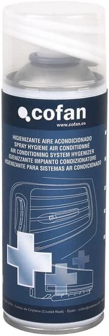 Cofan 15000040 Higienizante aire acondicionado, 400 ml: Amazon.es ...