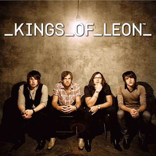 Kings Of Leon Greeting / Birthday / Any Occasion Card:
