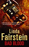 Front cover for the book Bad Blood by Linda Fairstein