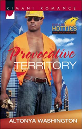 Provocative Territory (Mills & Boon Kimani) (Kimani Hotties, Book 38)