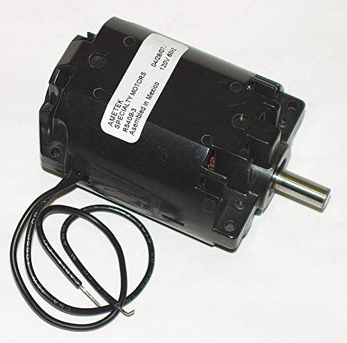 Universal AC/DC Mtr, 1/4hp, 20, 000rpm, 120V